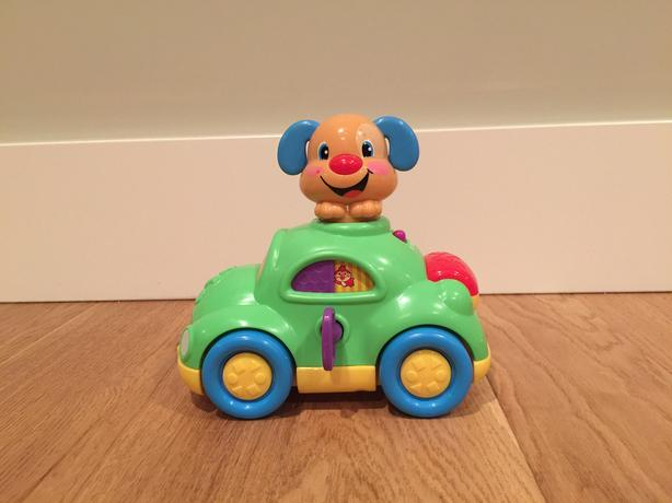Fisher Price Bright Starts Toy Car