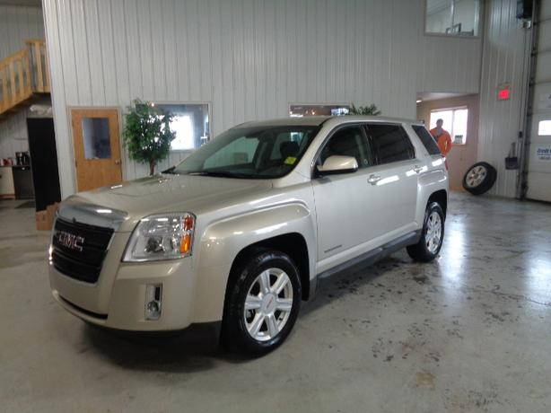 2014 GMC Terrain SLE #3381 Indoor Auto Sales Winnipeg