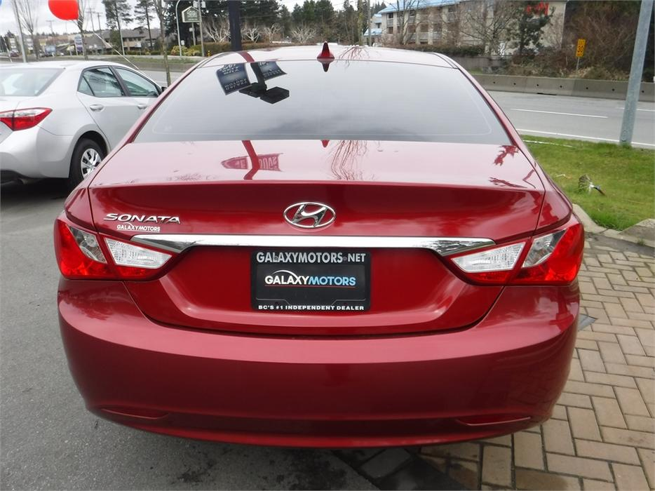 2013 Hyundai Sonata Gls Alloy Bluetooth Heated Front