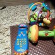 3 stimulating baby toys