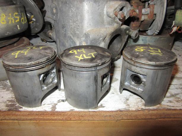 Polaris XLT 580 pistons