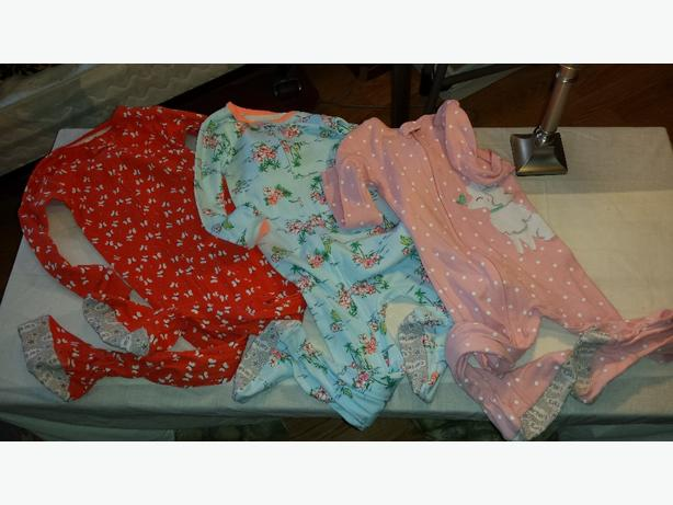 Pajamas Girls 3T