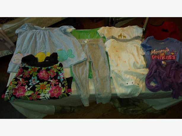 Girls clothes 24 months