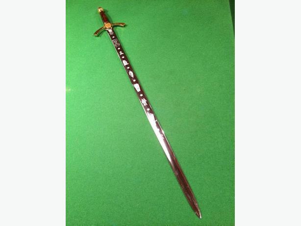 Police Commemorative Sword