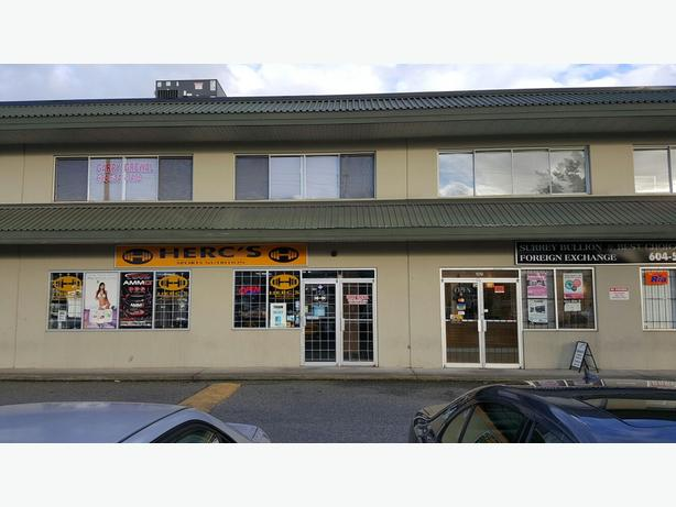 Retail space for sale