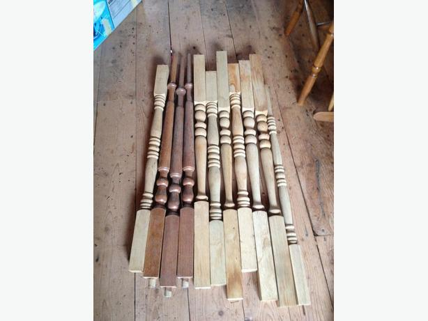 Oak Newel  Posts