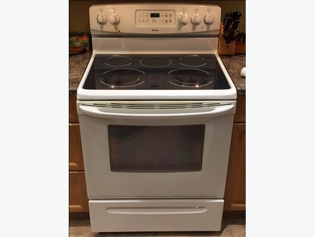 kenmore range. kenmore electric range / stove oven (2005)