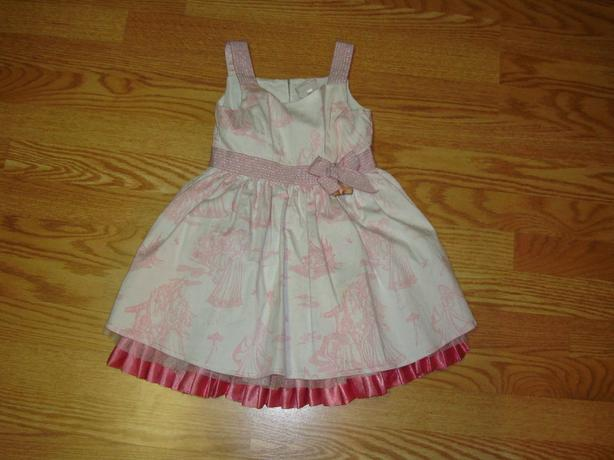 Like New Disney Princess Dress Toddler Size 5 - $7