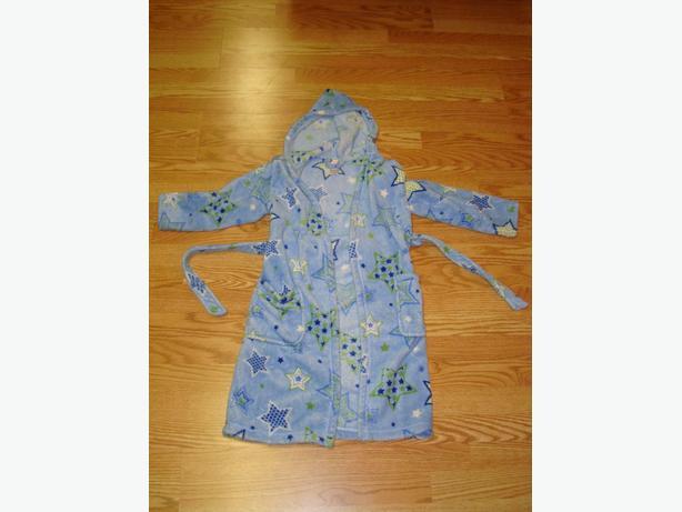 Like New Cherokee Girls Size 7/8 Housecoat - $6!