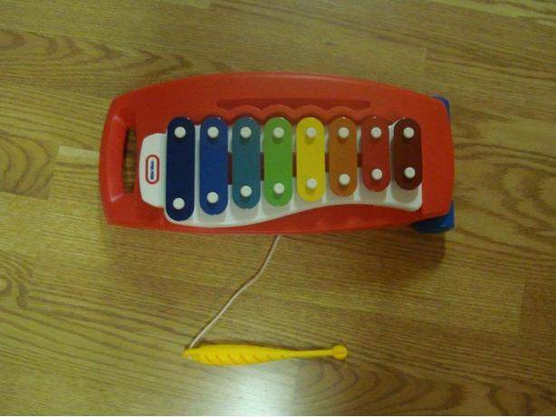 Another Like New Little Tykes Xylophone - $7