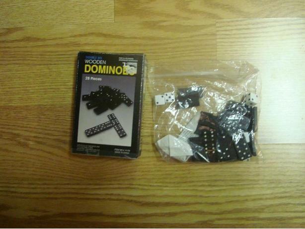 Like New Domino Set - $2