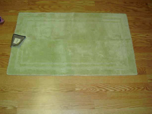 Brand New Home Studio Green Bathmat - $5!