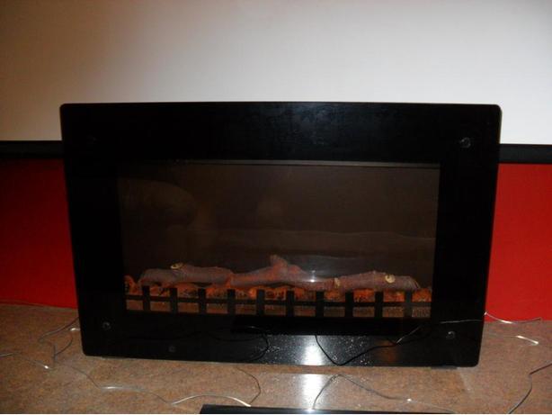 Electric fire place/ foyer electrique