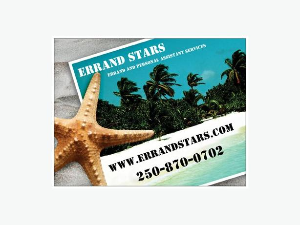 Errand Stars-Errand & Personal Assistant Services