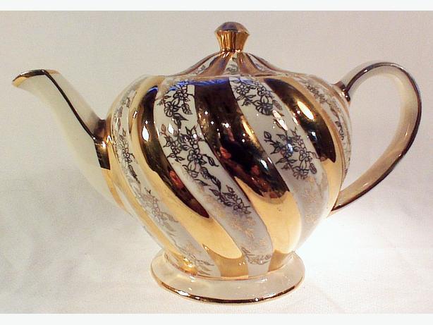 Sadler teapot pattern 1539