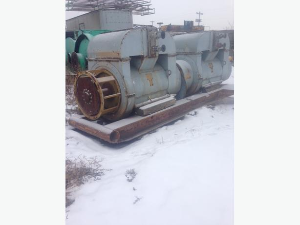 MARINE GENERATOR ENDS  *water cooled*