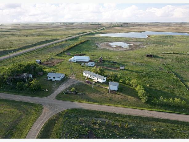 59.17 ACRES, OGEMA, SK, south of Regina, good location  REDUCED PRICE