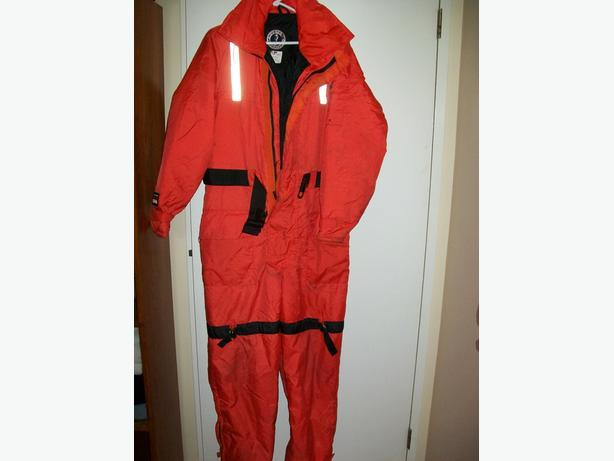 """MUSTANG""  SURVIVAL SUITS AND JACKETS"