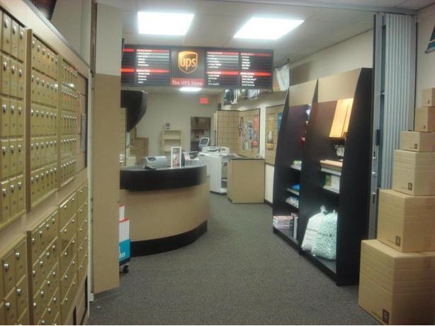 The UPS Store   Camrose, Alberta