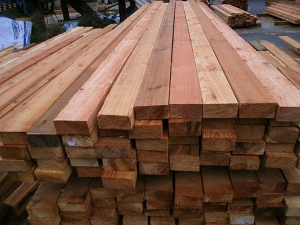Wholesale cedar fir lumber for sale south nanaimo for Wood decking boards for sale