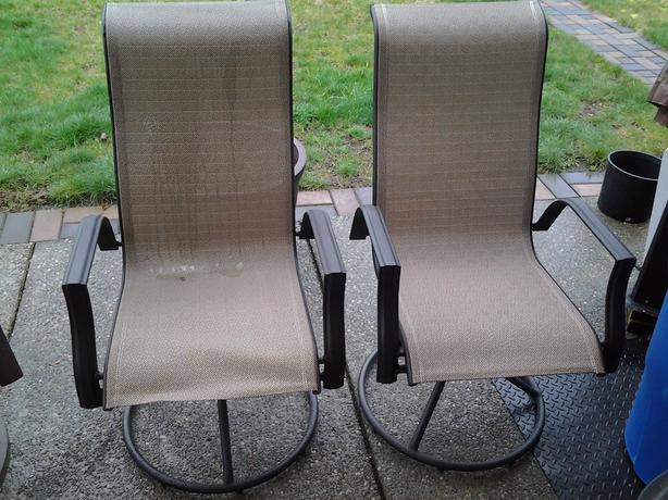 swivel rocker patio chairs Cumberland Courtenay Comox  : 51939381614 from www.usedcourtenaycomox.com size 614 x 460 jpeg 58kB