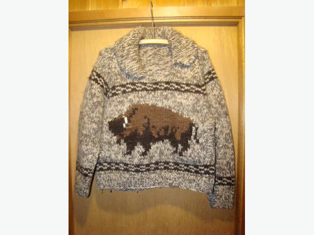Indian Buffalo Sweater