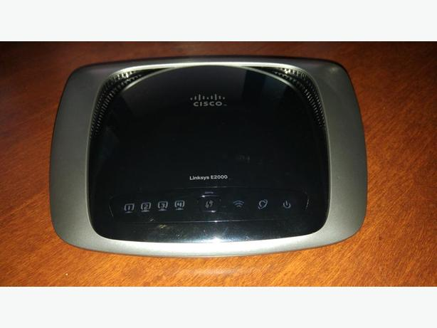 Linksys E2000, CISCO, Router Watch|Share |Print|Report Ad