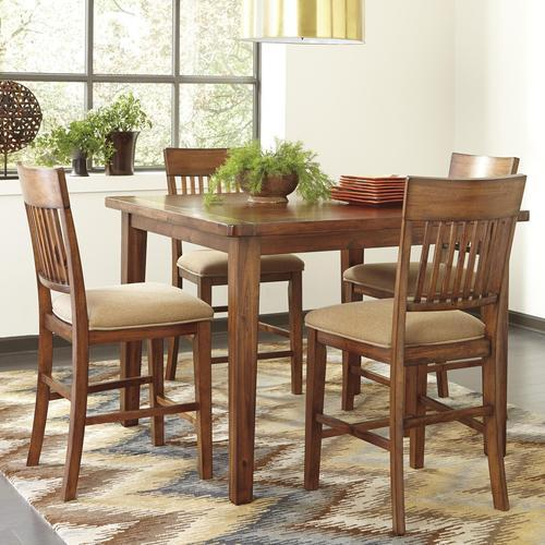 Contemporary ashley dining set summerside pei mobile for Dining room tables kelowna