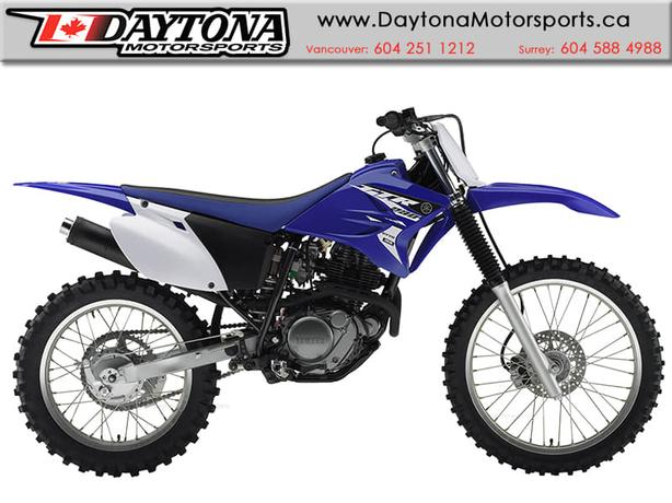 2015 Yamaha TT-R230 - Off Road *NEW* Blue.