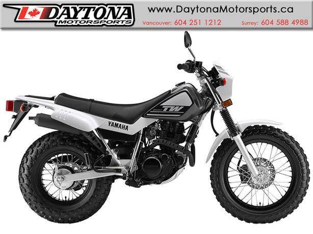 2015 Yamaha TW200  Dual Purpose  * FUN TIMES *