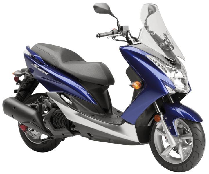 Used Yamaha Smax Scooter