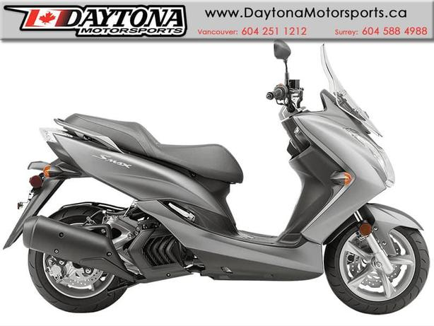 2015 Yamaha SMAX Scooter - Graphite  * NEW  *