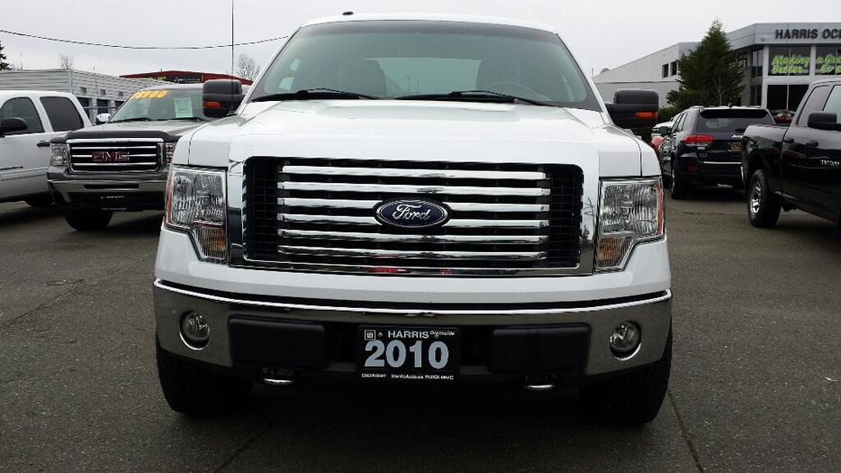 used 2010 ford f 150 4x4 xtr super cab for sale in parksville outside victoria victoria mobile. Black Bedroom Furniture Sets. Home Design Ideas