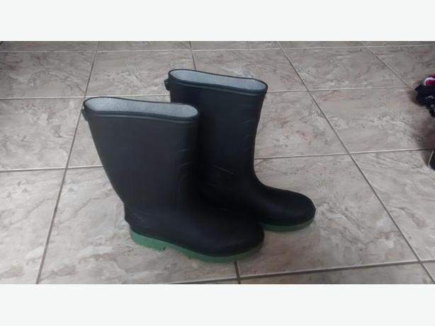 Boys (Youth) Rubber Boots - Size 6