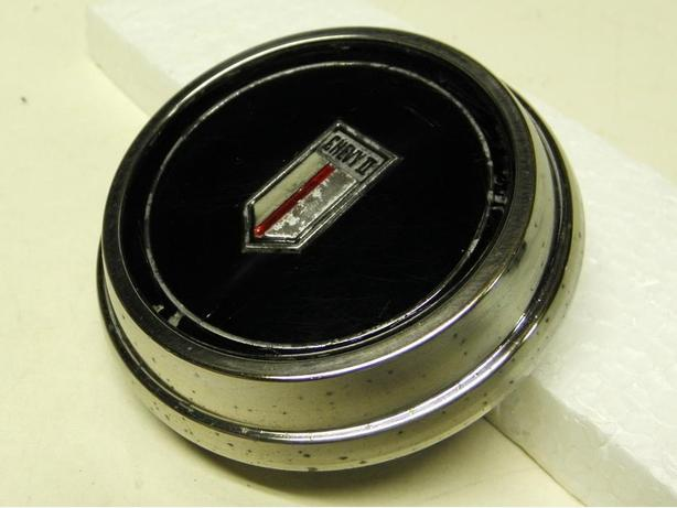 1967 67 Chevy II Nova Horn Cap Button Chevrolet