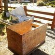 Utility cart / wagon, for the yard or garden