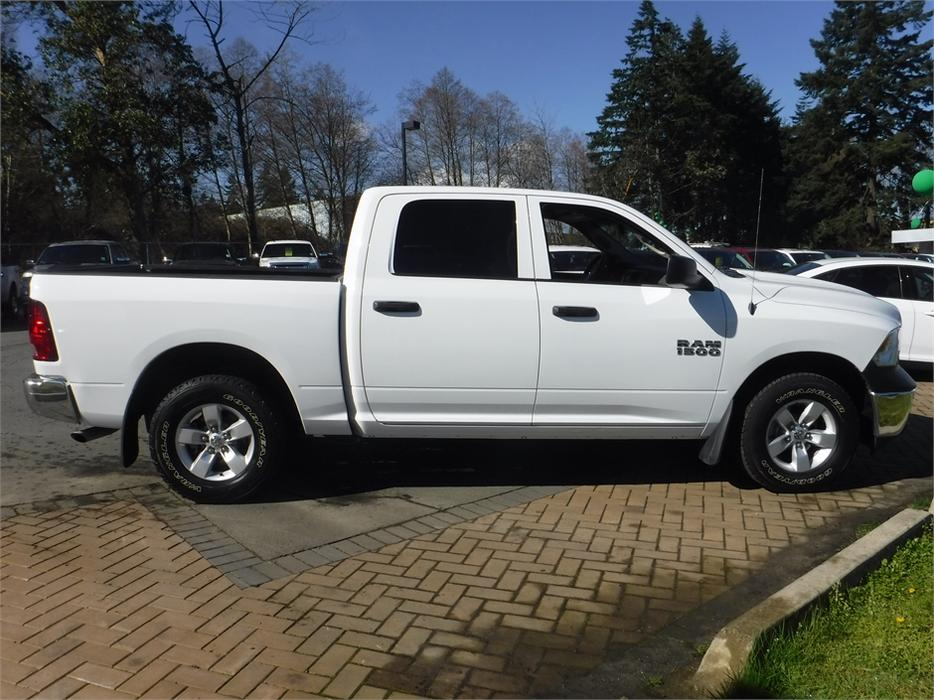 How Much Can A Ram 1500 Tow >> 2014 Ram 1500 ST Crew Cab 3.6L V6 Short Box - 4WD Outside Victoria, Victoria - MOBILE
