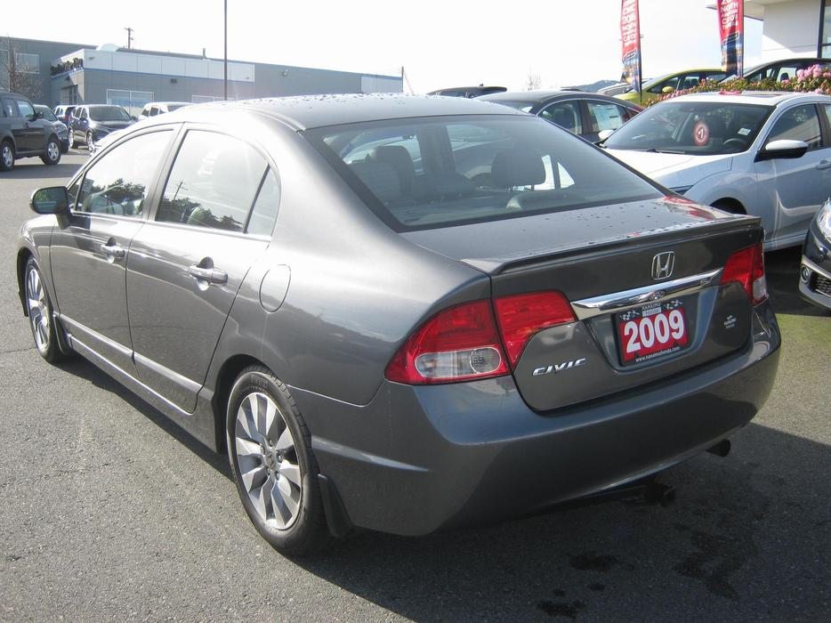 2009 honda civic sdn ex l outside comox valley courtenay comox mobile. Black Bedroom Furniture Sets. Home Design Ideas