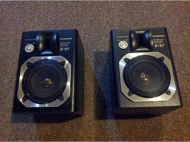 Nice pair of Pioneer SX-7 speakers