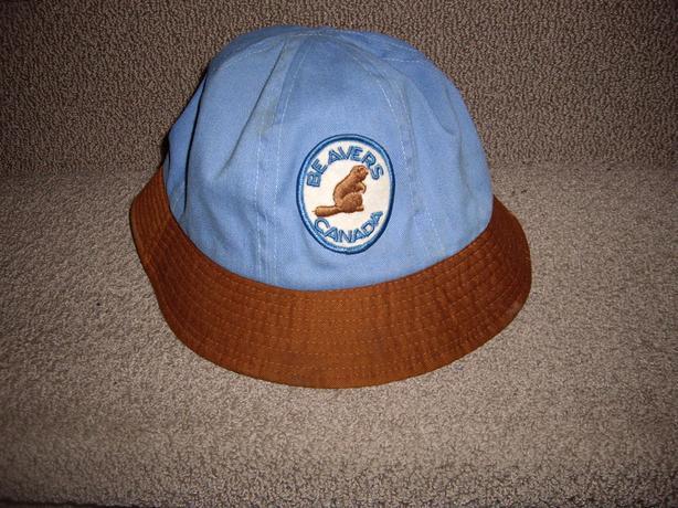 BOY SCOUTS - BEAVER HAT