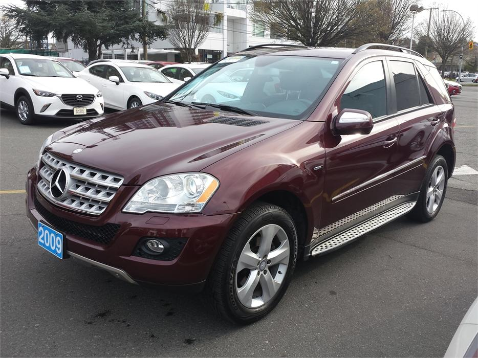 2009 mercedes benz ml320 bluetec victoria city victoria for Mercedes benz bay ridge
