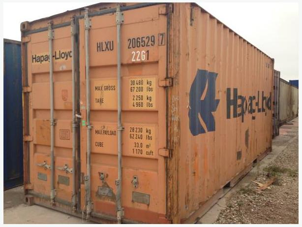 Used shipping containers for RENT or PURCHASE Outside Winnipeg