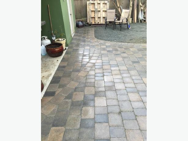 Concrete and paving stone installations