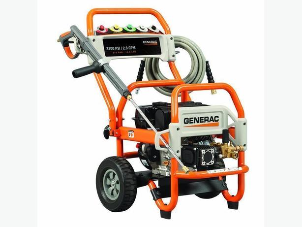WANTED : Unwanted Gas Pressure Washers