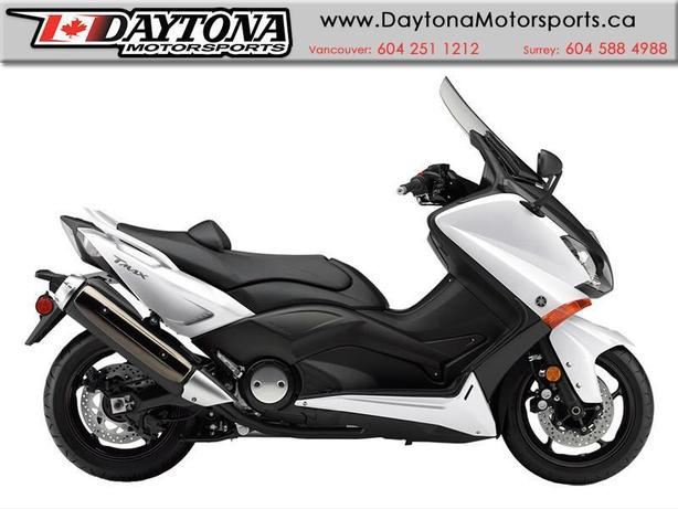 2012 T-Max 500 Scooter.  NEW  Limited Stock! Vancouver City a385f0dbf81bf
