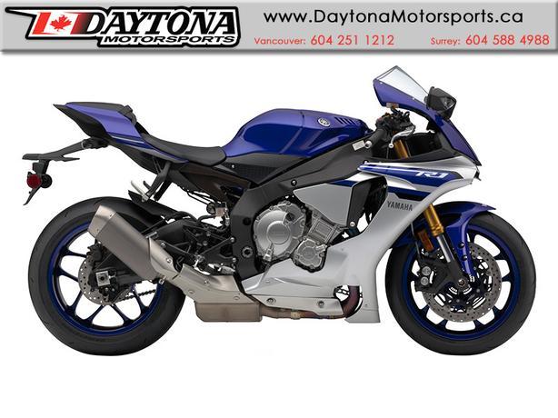 2016 Yamaha R1   *Brand NEW*  Blue.