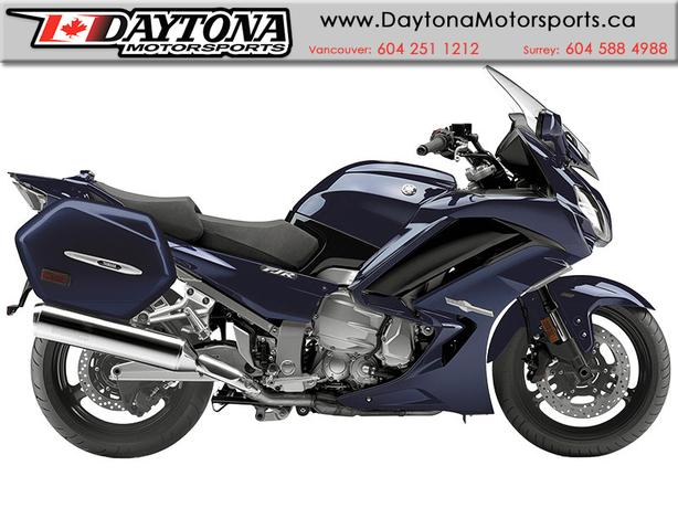 2016 Yamaha FJR 1300 ES  *NEW*   Blue