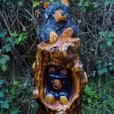 Cedar Sculptures