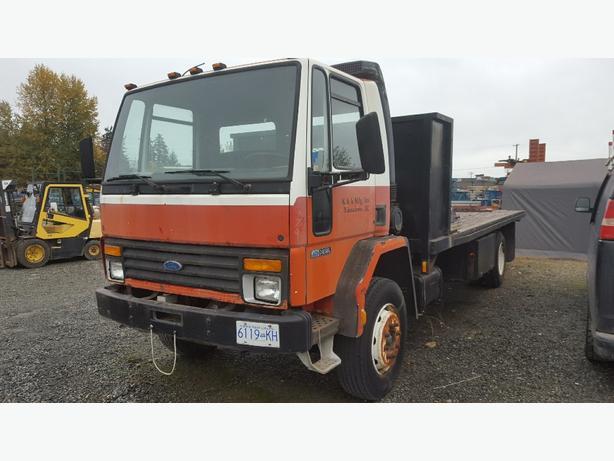 1990 Ford Cargo 6000 Flatdeck