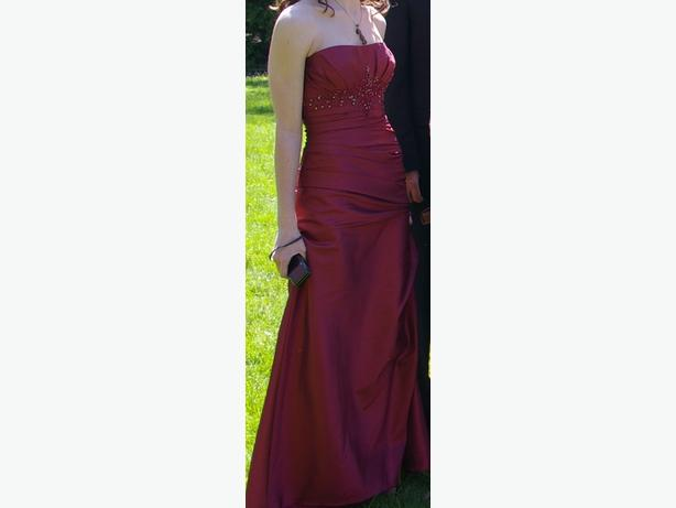 grad dress/bridesmaid dress